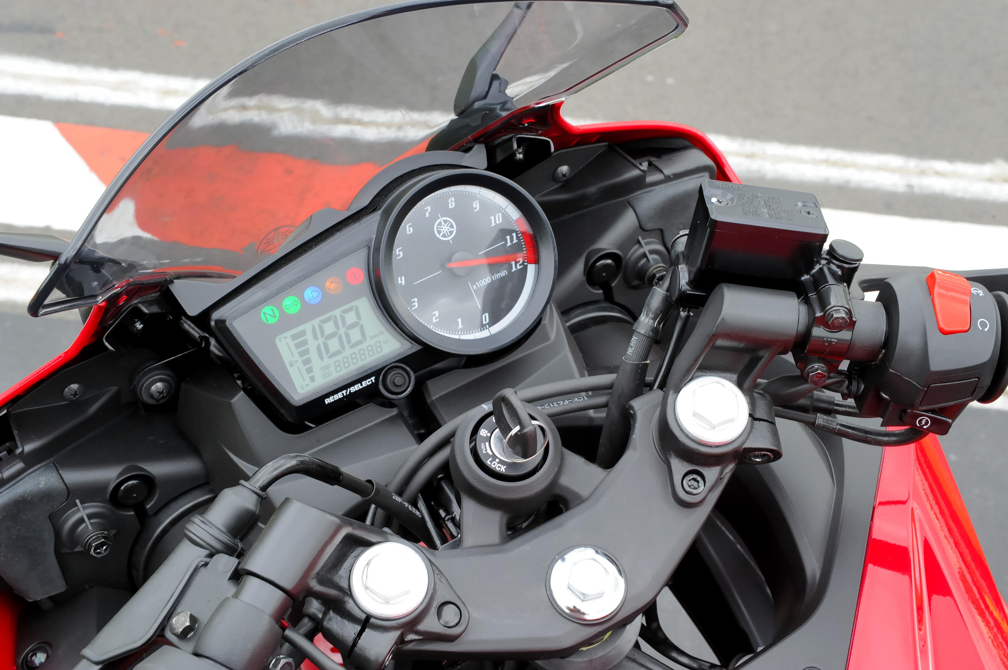 Review 2013 Yamaha Yzf R15 Launch Bike Review