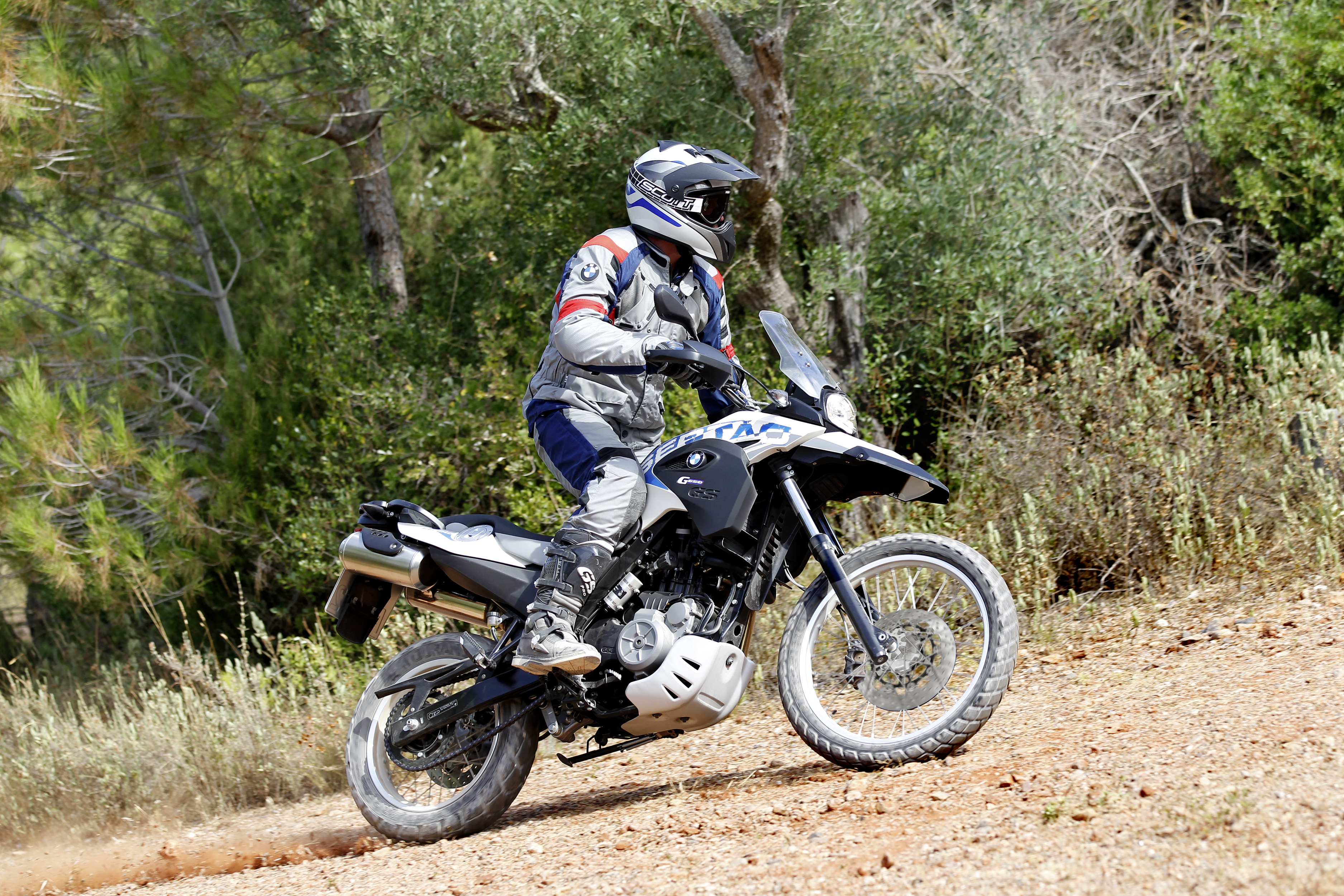 Review 2013 BMW G 650 GS Bike Review