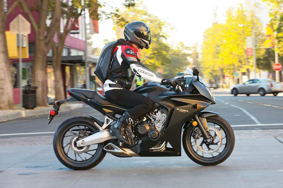 2014 Honda Cbr650f Review Bike Review