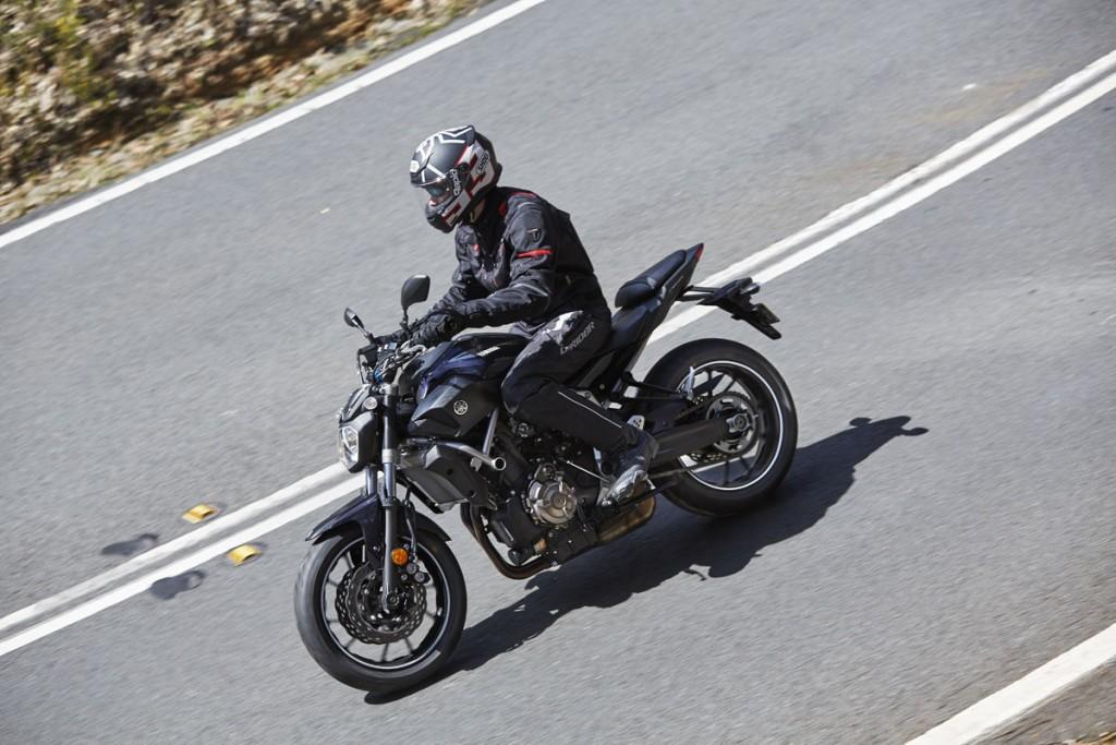 2014 Yamaha MT-07 LAMS (5)