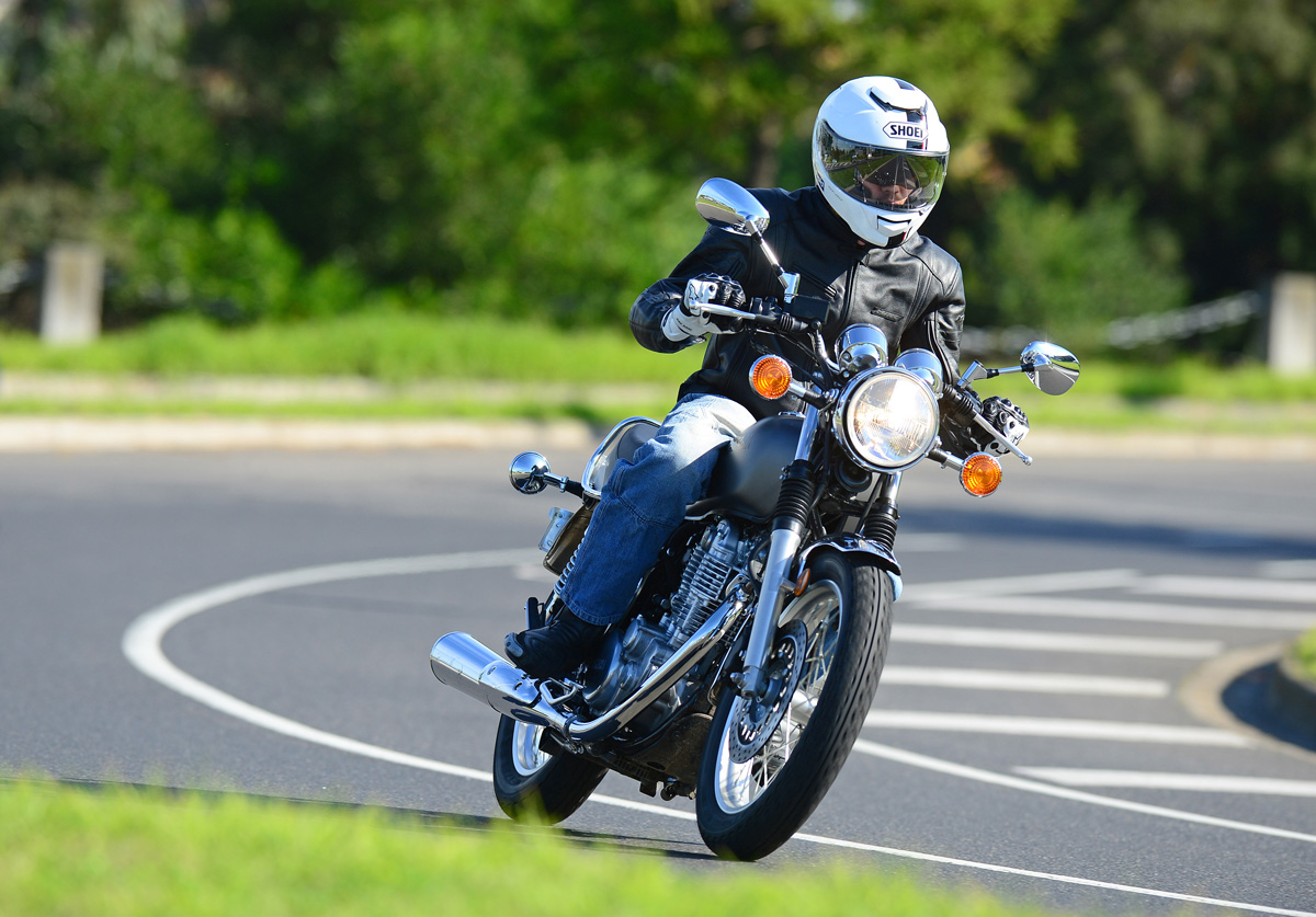 review 2014 yamaha sr400 australian launch bike review