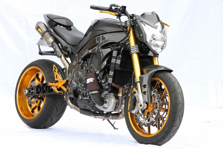Yamaha R Turbo Kit