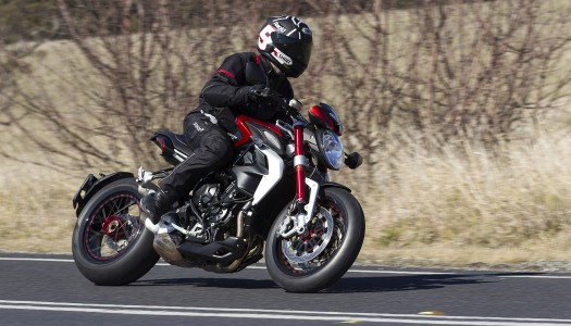 2015 MV Agusta Dragster & Dragster RR Review