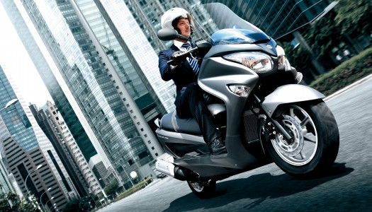 2015 Suzuki Burgman 200 Review