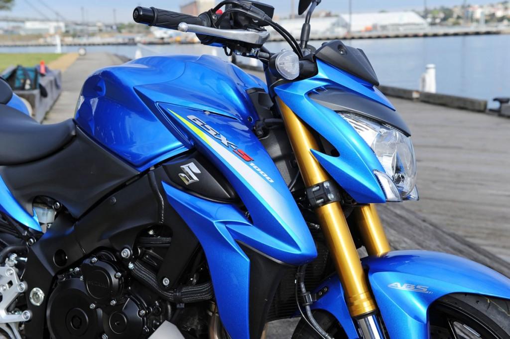 Bike Review GSX-S1000 Suzuki20150827_0037
