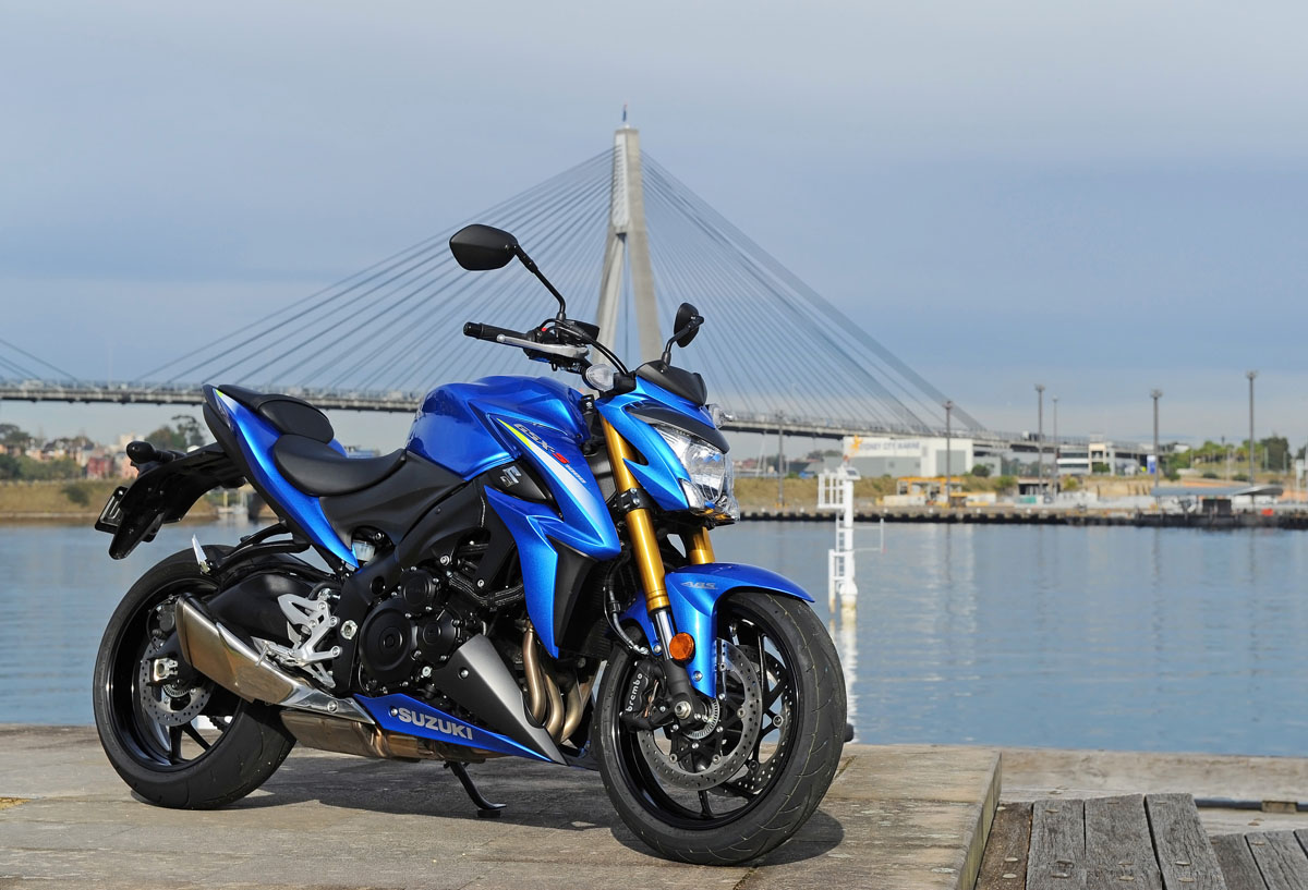 2015 suzuki gsx-s1000 review - bike review
