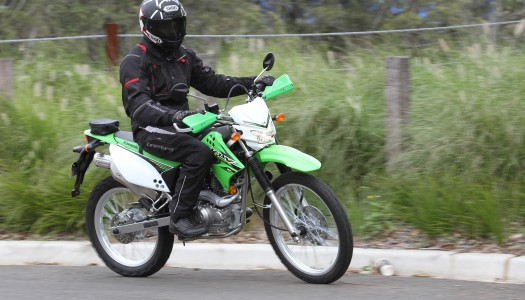 2015 Kawasaki KLX150 LAMS Review