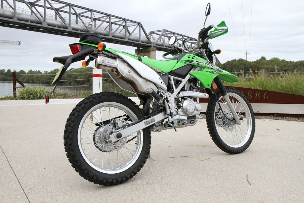 Bike Review KLX150_4