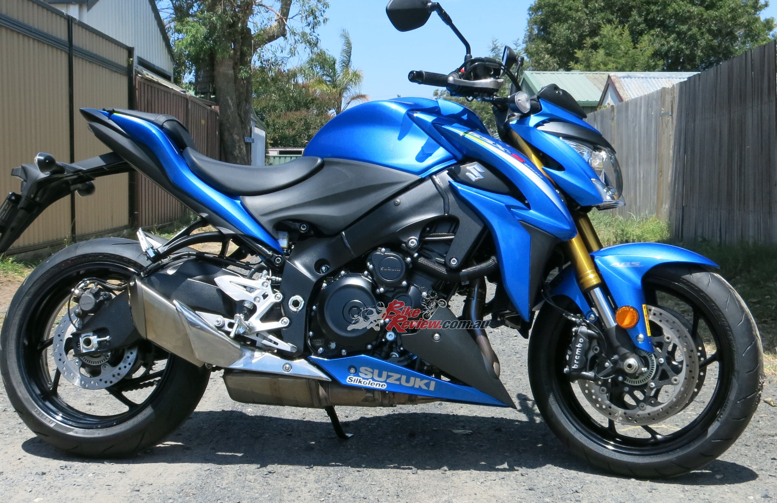 The GSXS-1000F photo gallery - Suzuki GSX-S1000