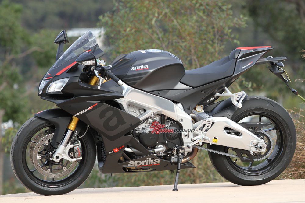 Honda Riding Gear >> Review: 2015 Aprilia RSV4 RR - Bike Review