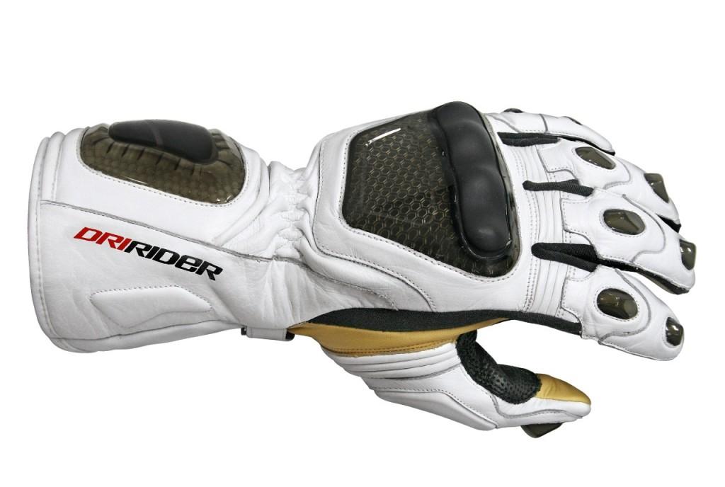 DriRider Track Gloves Bike Review
