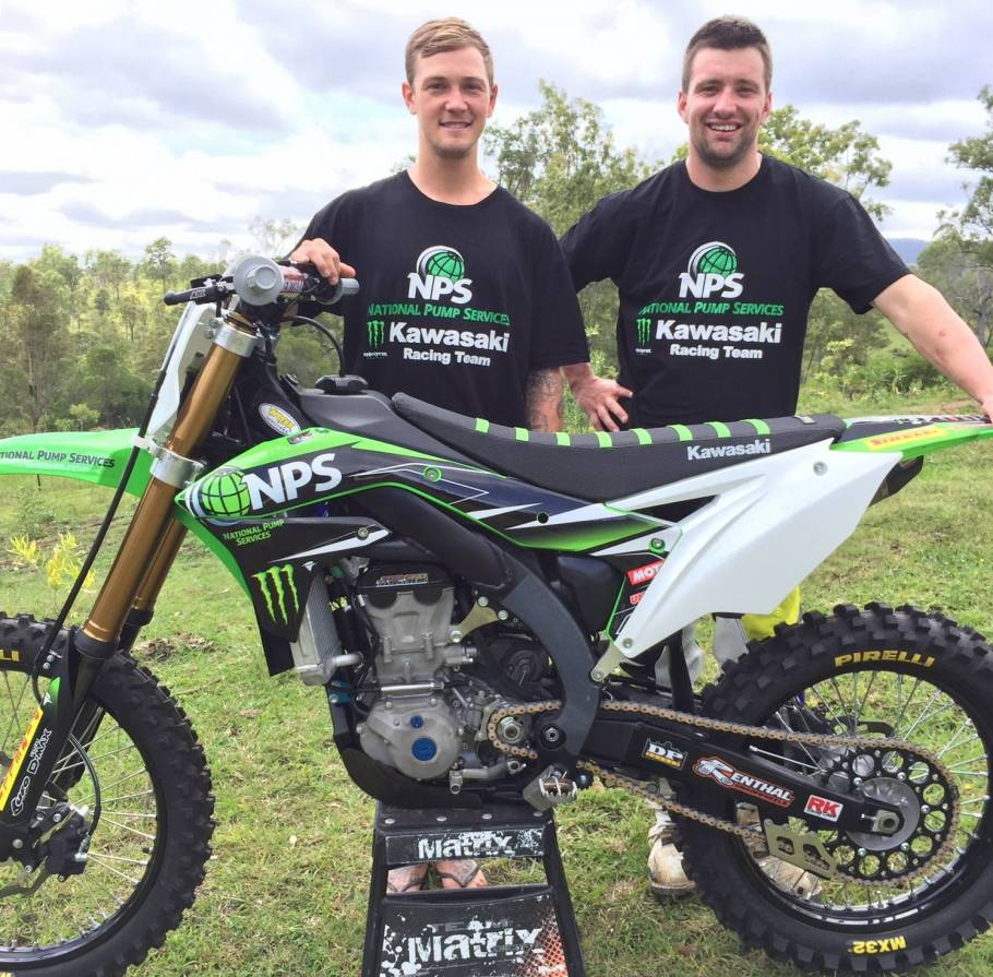 Kade Mosig and Jake Moss BikeReview