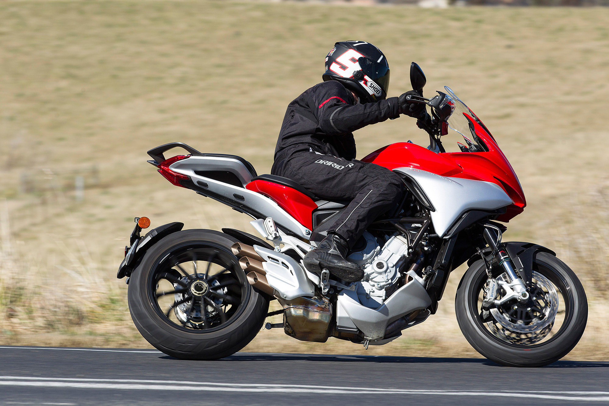 Review 2016 Mv Agusta Turismo Veloce 800 Bike Review