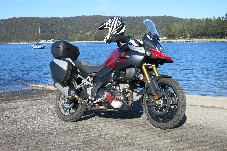 Custom: Suzuki TL1000S Carbon Fighter - Bike Review