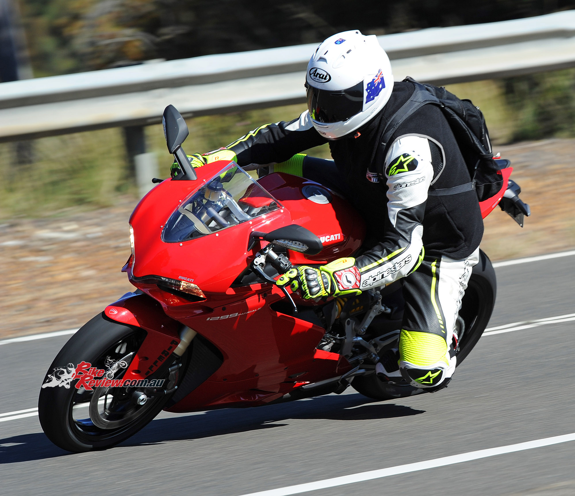 2016 ducati panigale 1299 review - bike review