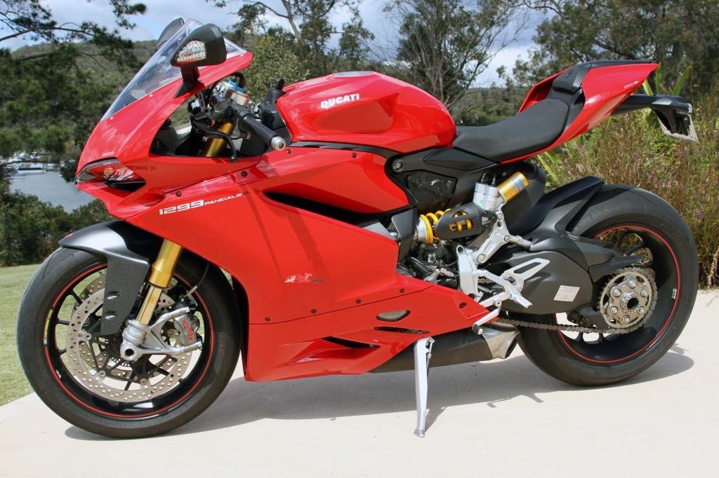 Ducati  Gold Wheels