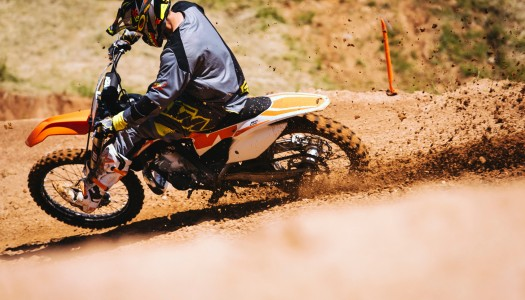 2016 KTM 250 SX Review