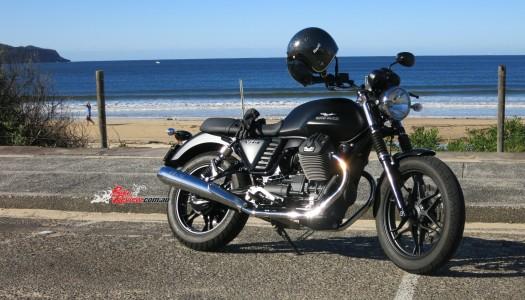2015 Moto Guzzi V7 II Stone Review