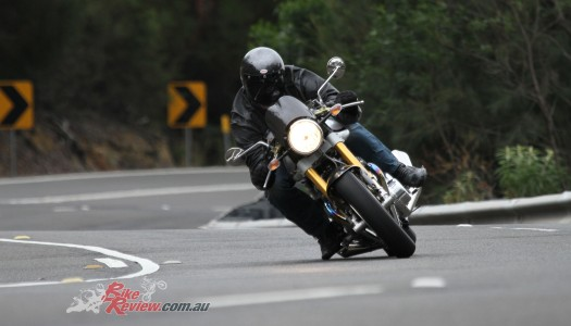 Norton Commando 961 Cafe Racer Review