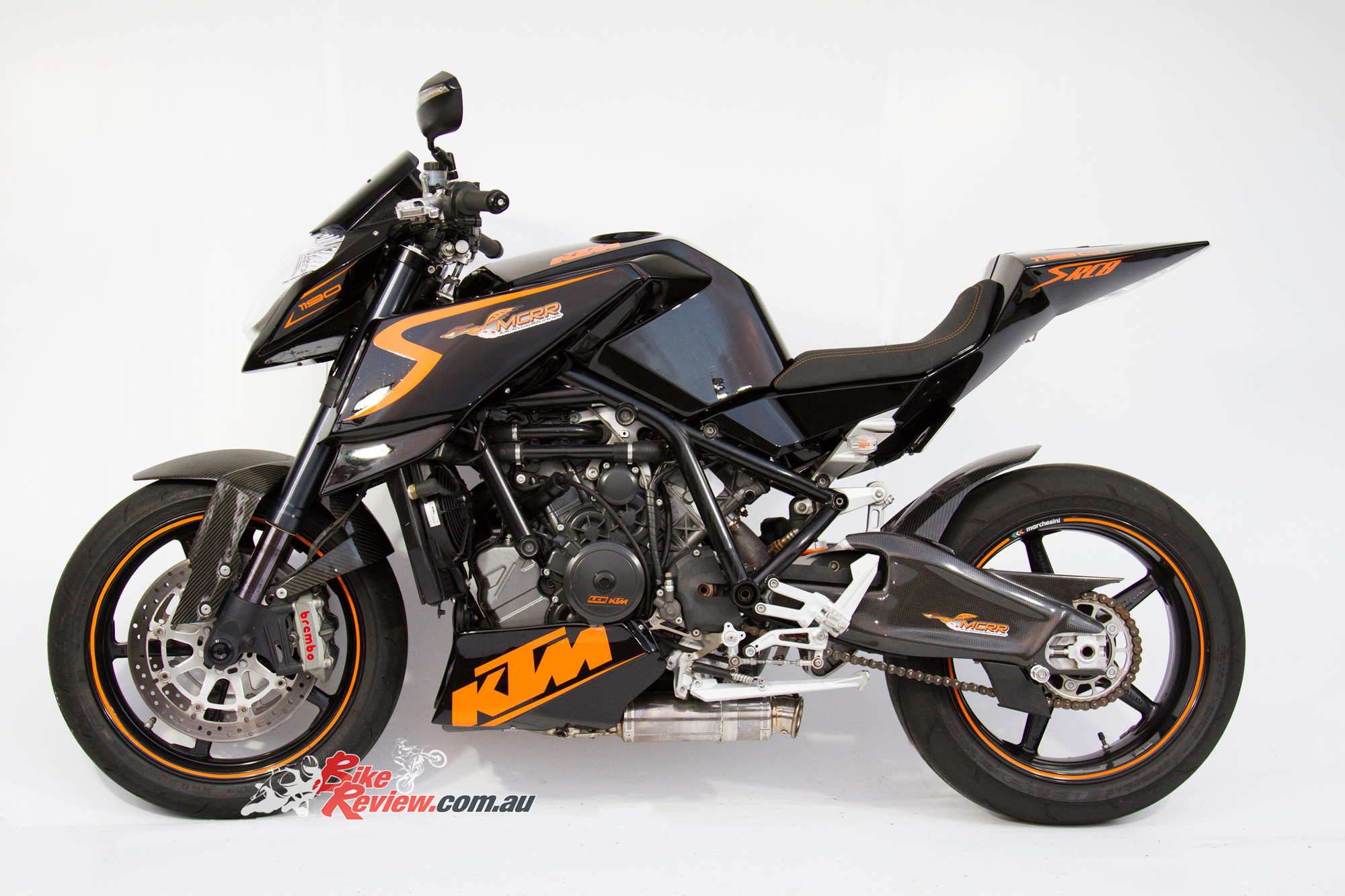 Ducati Streetfighter Custom Tail