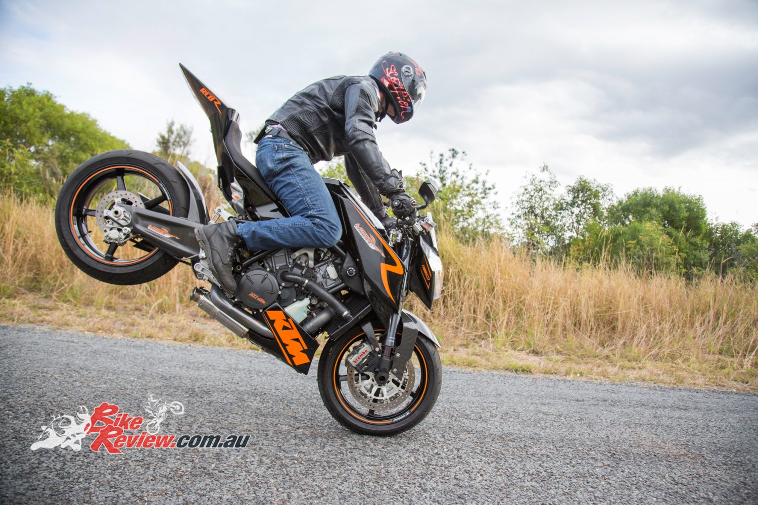 Ktm Rc8 Streetfighter Bike Review
