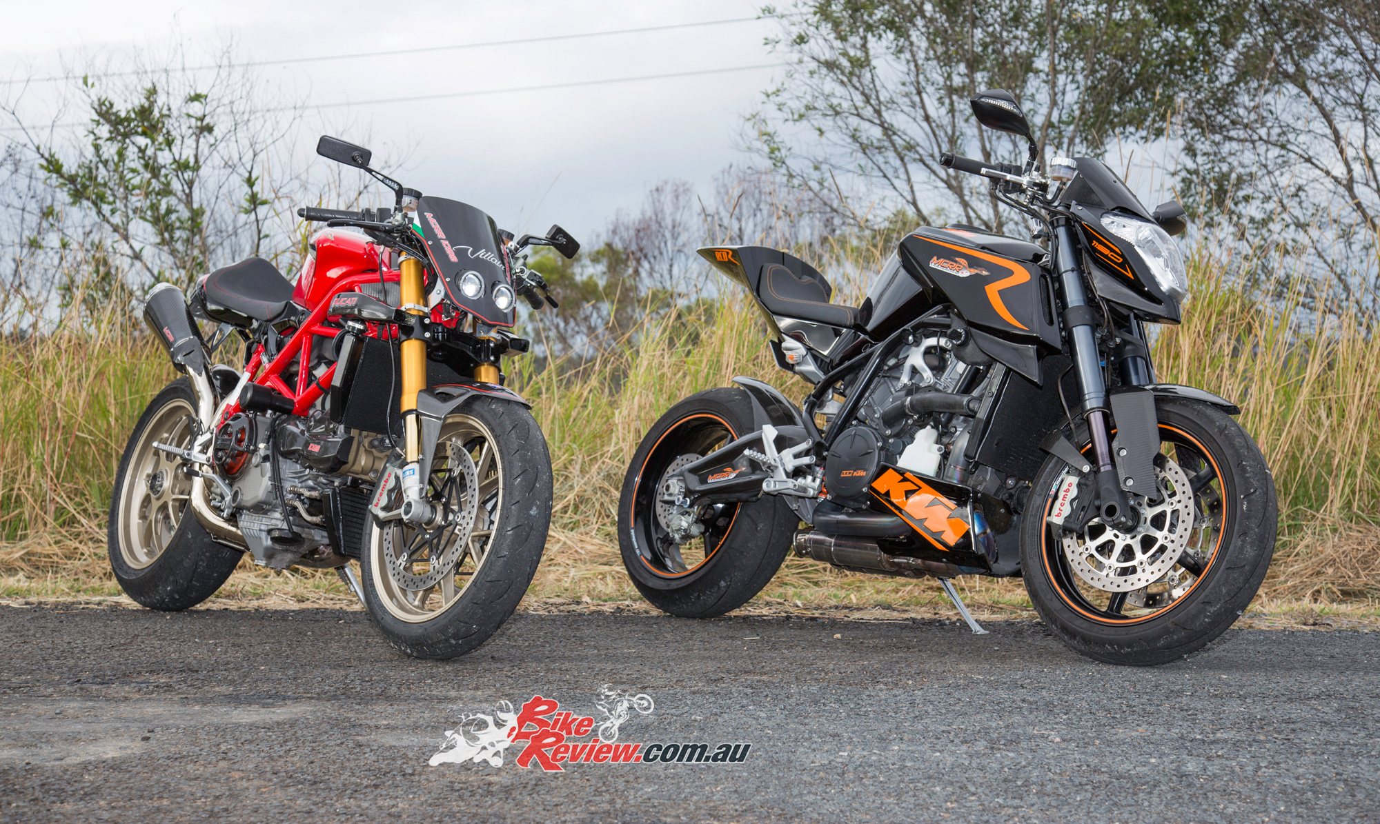 Custom Ktm Rc8 Streetfighter Bike Review
