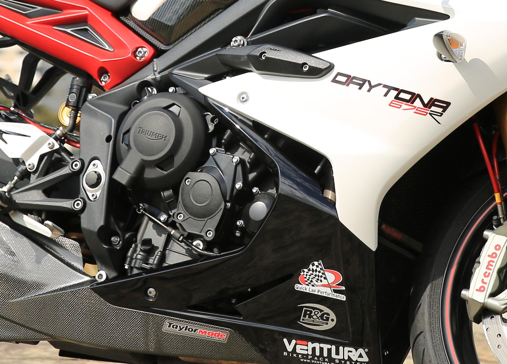 Staff Bike: Kris's 2013 Triumph Daytona 675 R - Bike Review