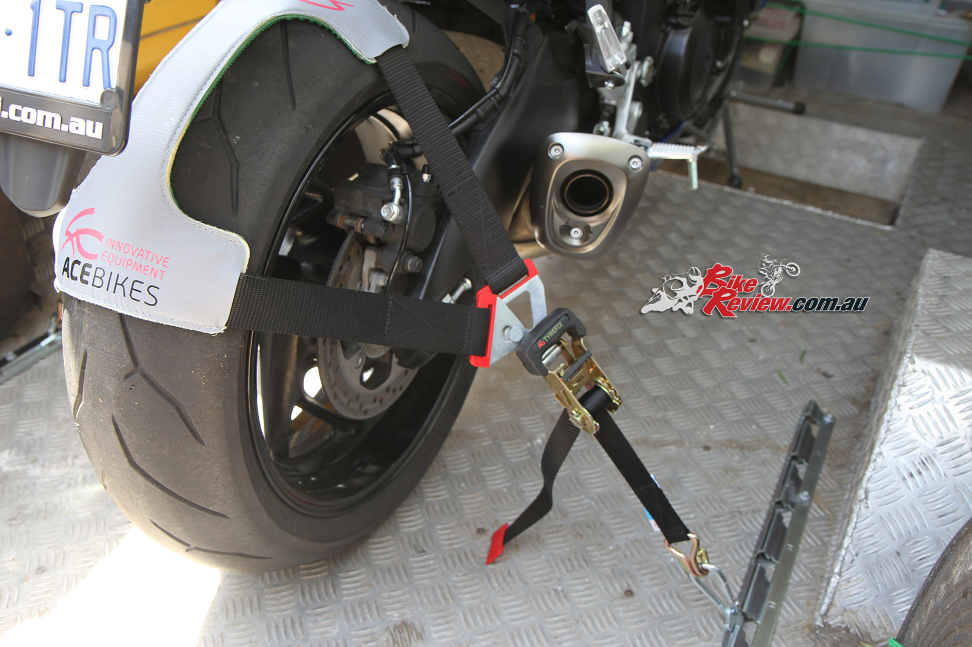 New Product Acebikes Flexi Rail Amp Tyrefix Bike Review