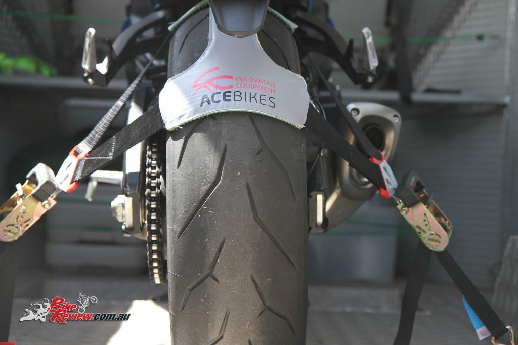 Acebikes Flexi Rail-Set-TyreFix-Rear
