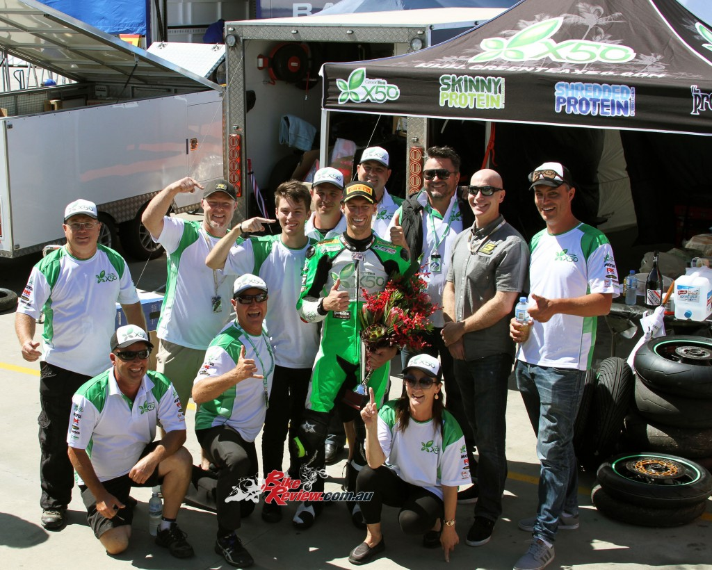 Ant West Does Australia Proud WSS WSBK Phillip Island Bike Review