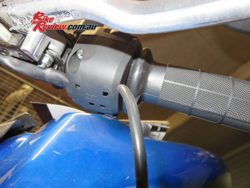 Bike Review Suzuki GSX-S1000 Heated Grips Install (16) copy