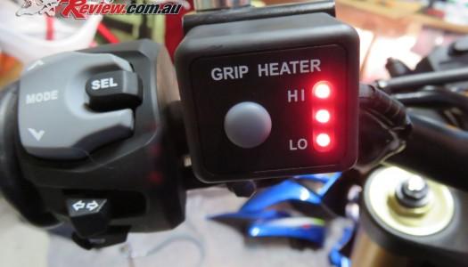 Long Term GSX-S1000 Update – Heated Grips