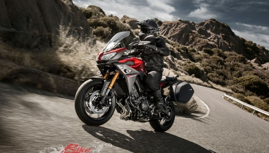 Review: 2016 Yamaha MT-09 Tracer