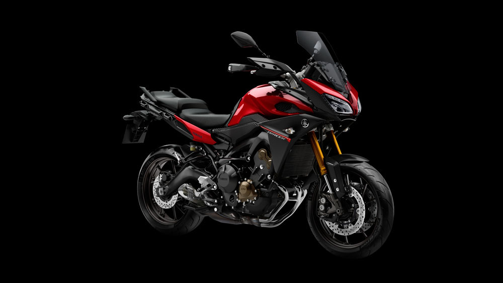 Yamaha mt 09 tracer review