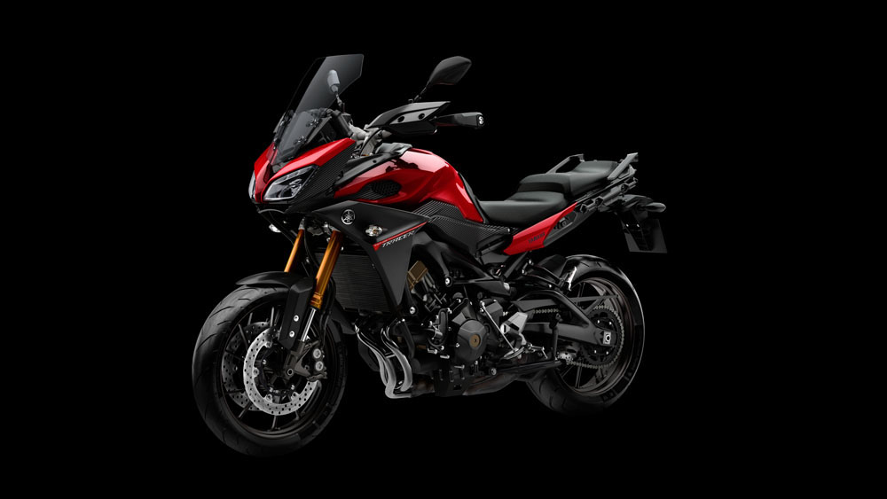 review 2016 yamaha mt 09 tracer bike review. Black Bedroom Furniture Sets. Home Design Ideas