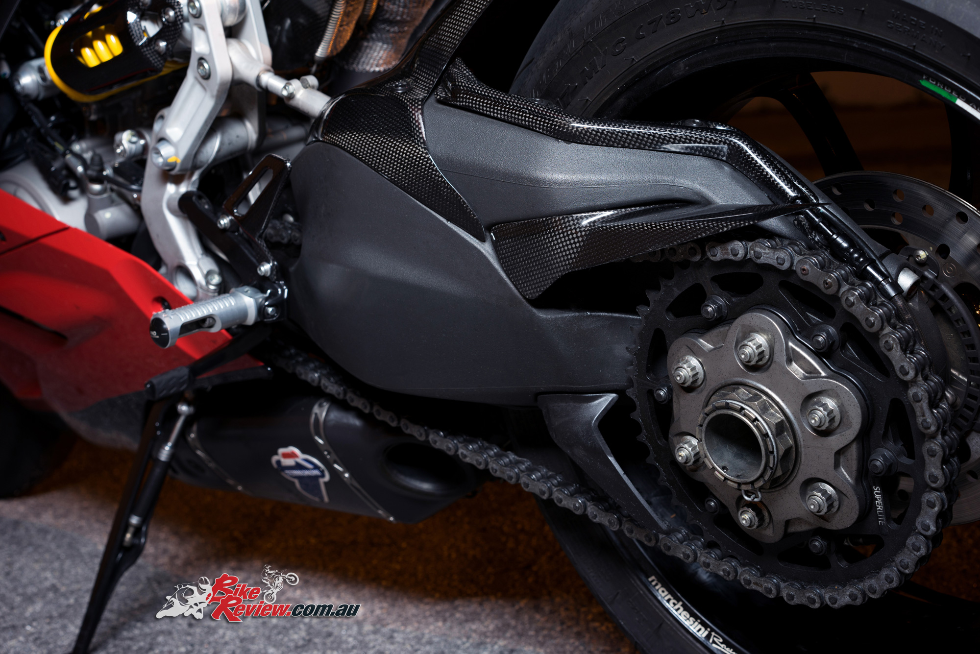 Chain And Sproket  Ducati