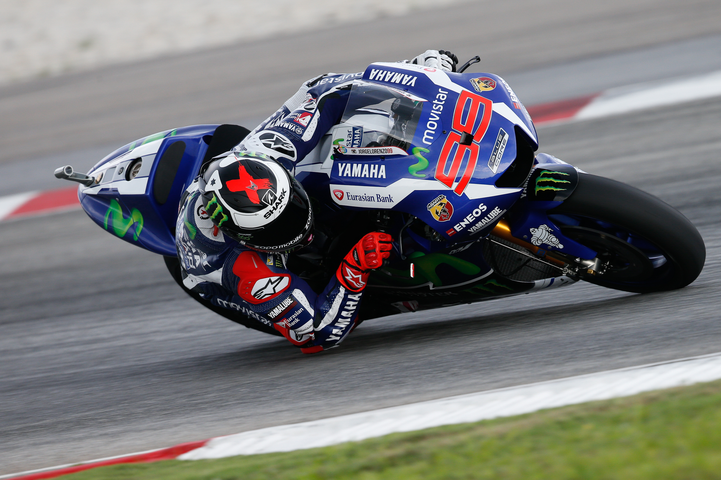 Lorenzo dominates inaugural day of 2016 - Bike Review