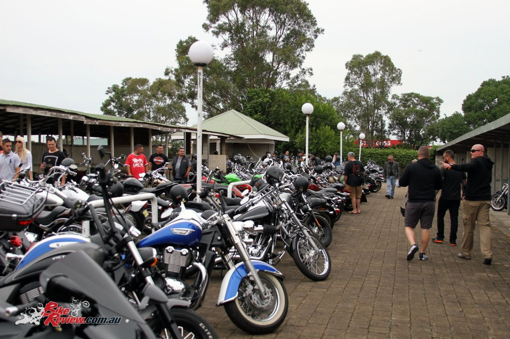 Bike Review 2016 Bankstown Custom Motorcycle Show (16)