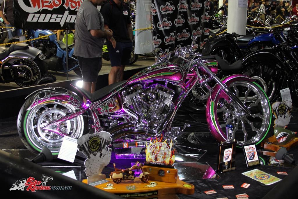 Bike Review 2016 Bankstown Custom Motorcycle Show Bikes (31)