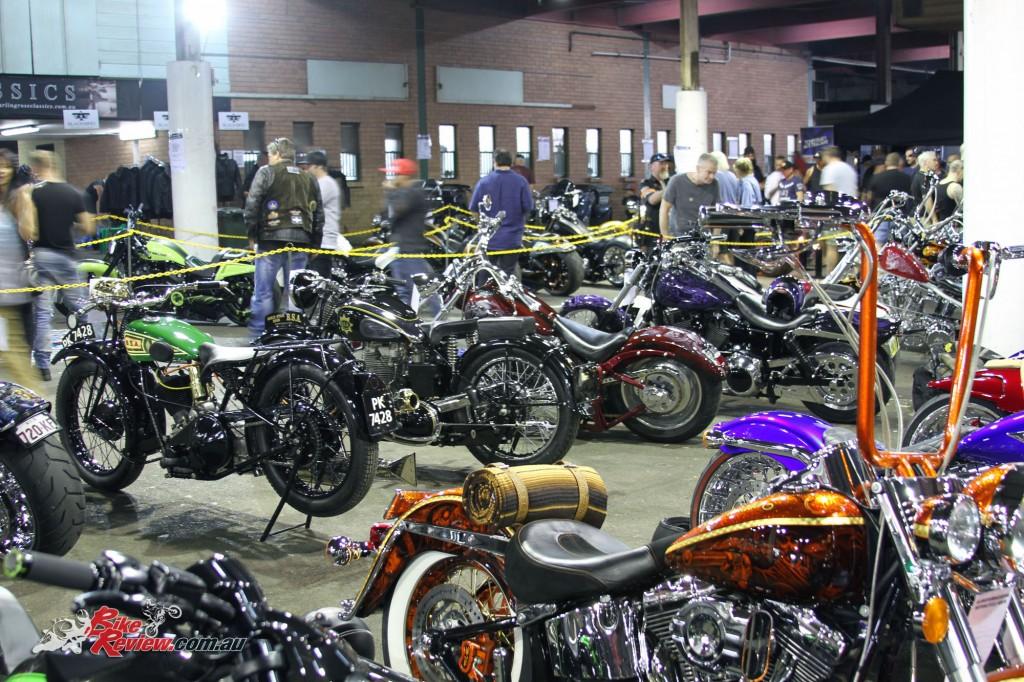 Bike Review 2016 Bankstown Custom Motorcycle Show Bikes (38)