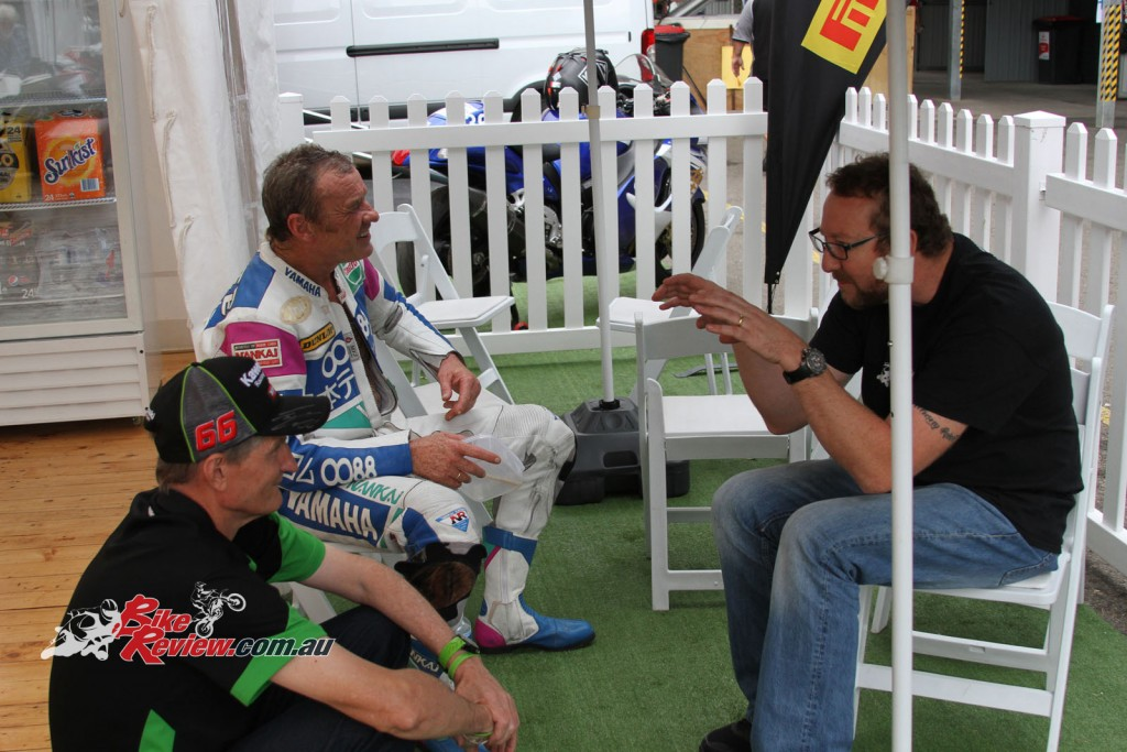 Bike Review Barry Sheene Festival Of Speed Friday Day One Qualifying (5) copy