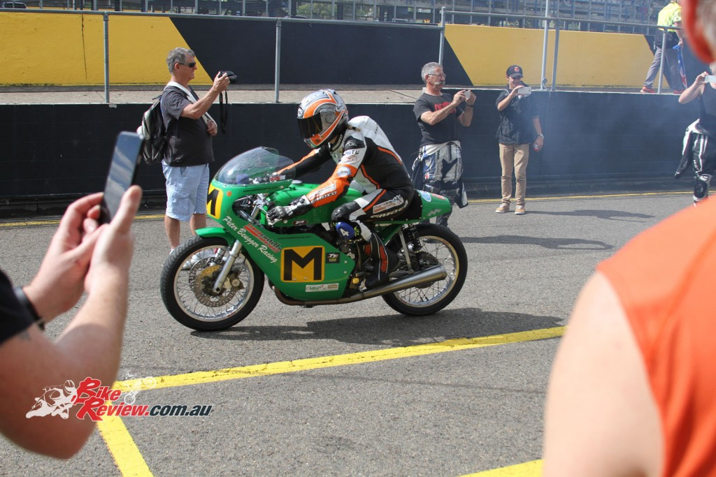 Bike Review Barry Sheene Festival Of Speed Friday Day One Qualifying (71) copy