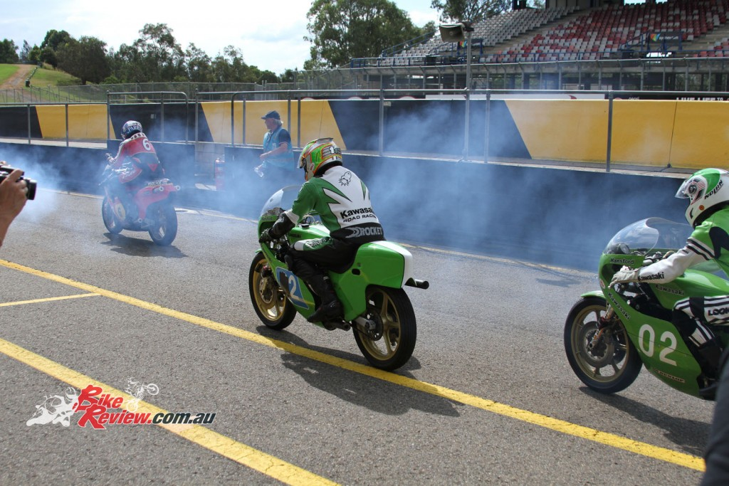 Bike Review Barry Sheene Festival Of Speed Friday Day One Qualifying (73) copy