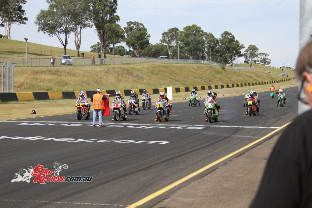 Bike Review Barry Sheene Festival Of Speed Friday Day One Qualifying (80) copy