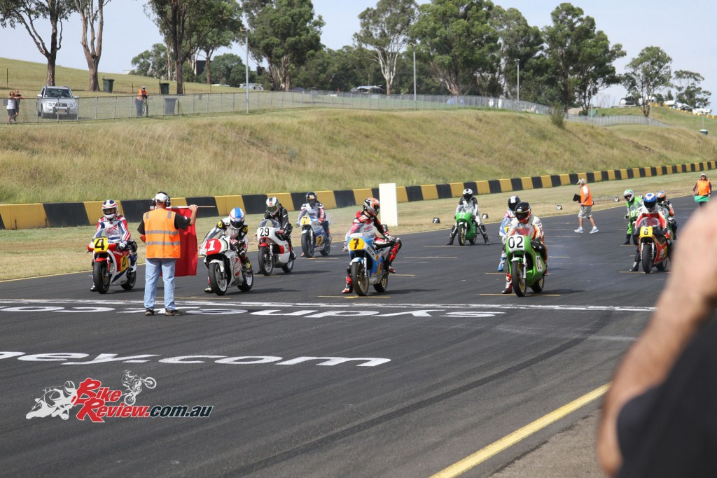 Bike Review Barry Sheene Festival Of Speed Friday Day One Qualifying (81) copy