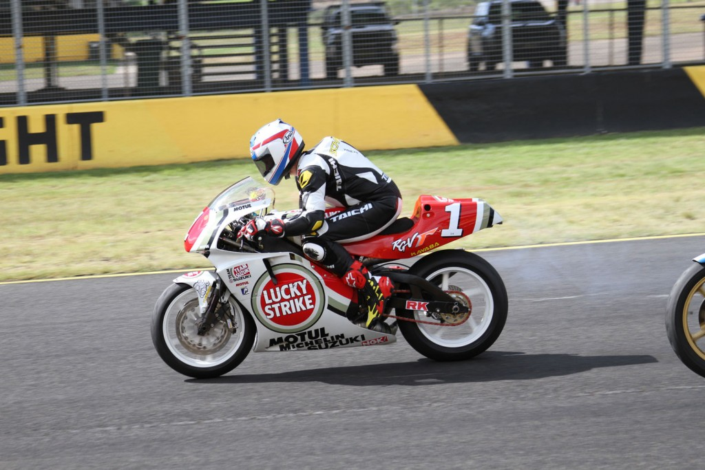 Bike Review Barry Sheene Festival Of Speed Friday Day One Qualifying (85)