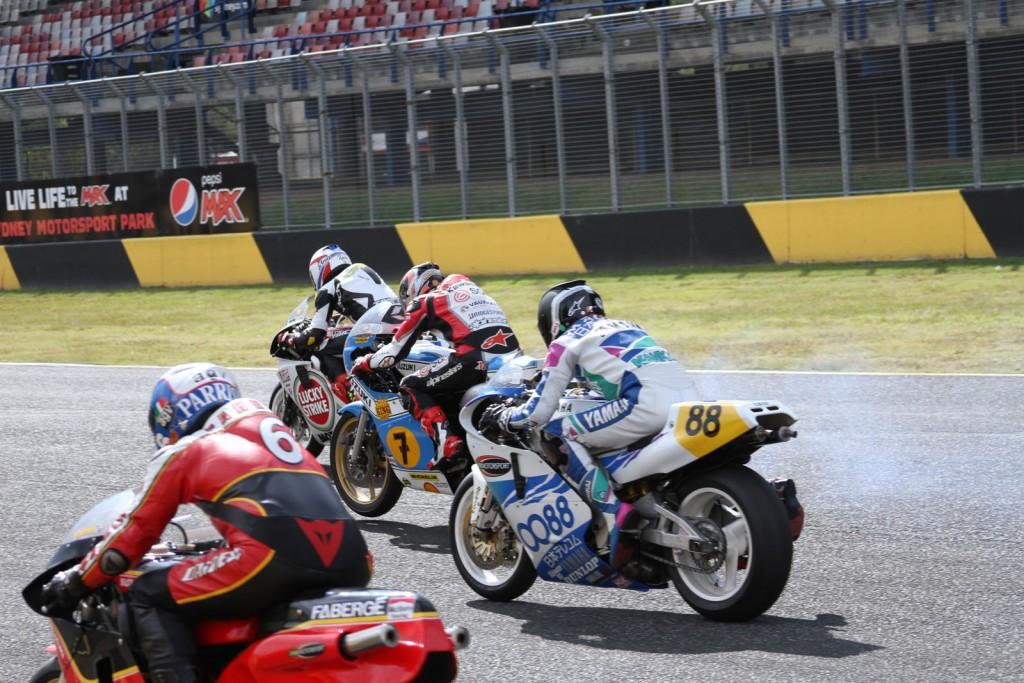 Bike Review Barry Sheene Festival Of Speed Friday Day One Qualifying (86)