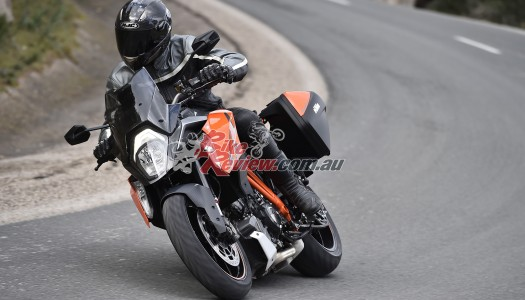 KTM 1290 Super Duke GT World Launch Review