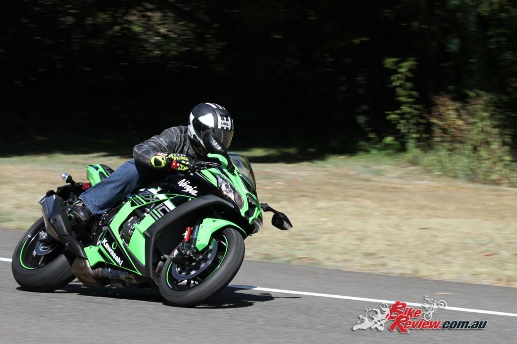2016 Kawasaki Ninja ZX-10R Australian Road Test