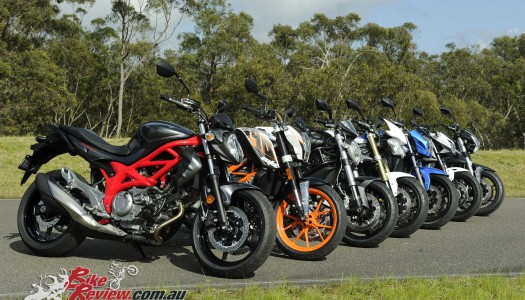 Looking Back: Aussie LAMS (Learner) Motorcycle Shootout